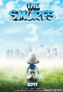 Xi-Trum-3-Smurfs-The-Lost-Village-2017-poster